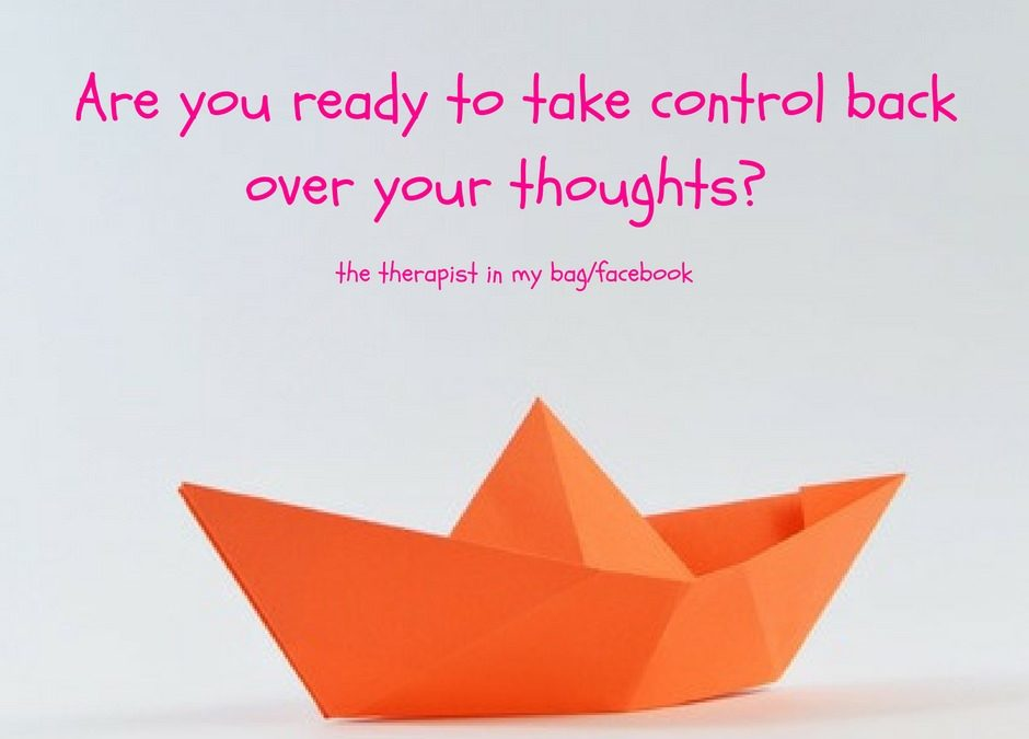How to combat anxiety & feel in control